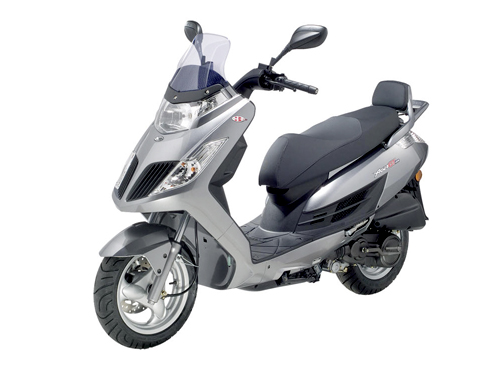 Yager GT 125 EURO3