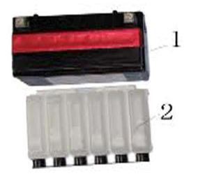 F17 Battery