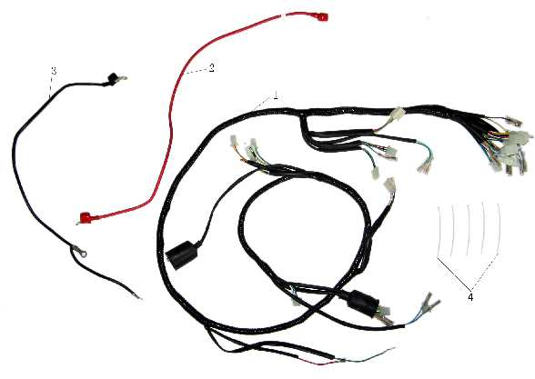 F06 Wire Harness
