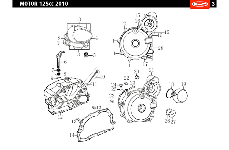 shop hsi custombikes - rieju ab 125 ccm