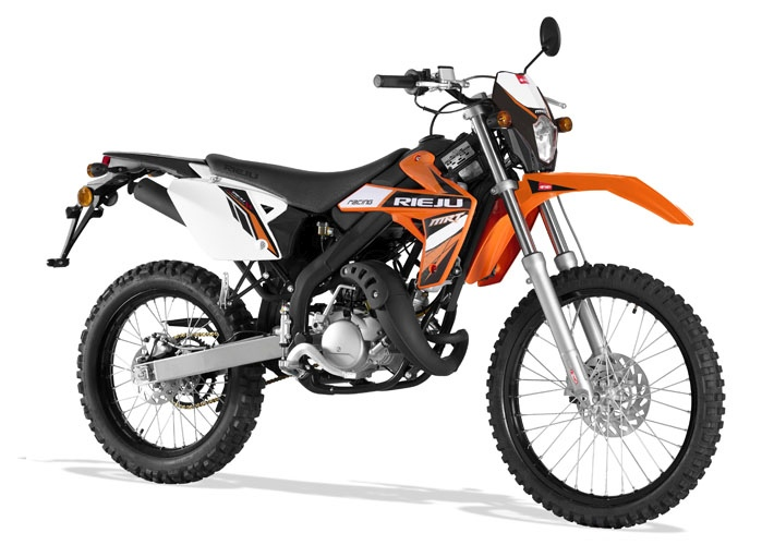 MRT Racing 50 orange