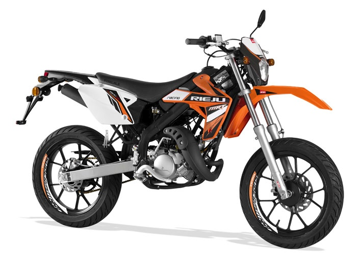 MRT SM Racing 50 orange