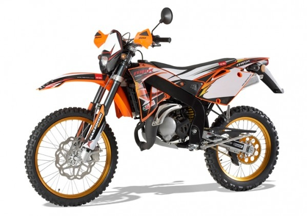 MRX 50 TOP Supercross orange