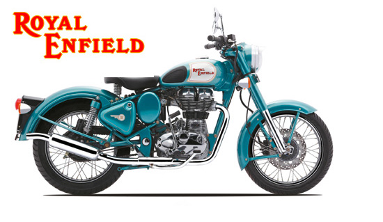 Royal Enfield-Teilegruppen