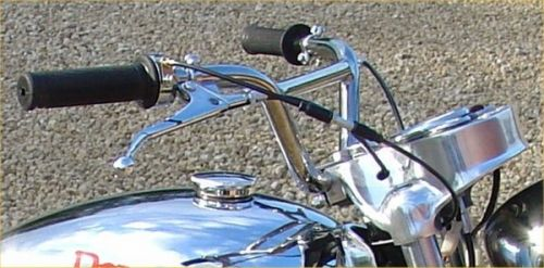 DOHERTY + CABLE HANDLEBAR KIT, 5 SPEED