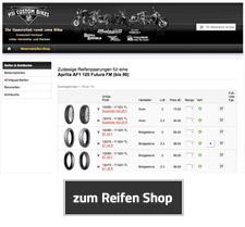Reifenshop HSI Custom Bikes