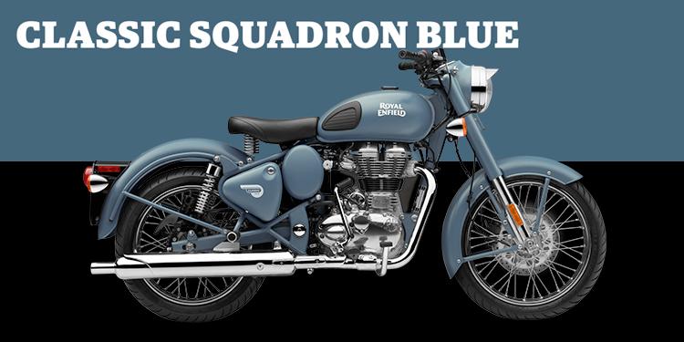 Classic Squadron Blue