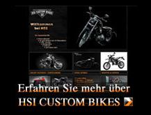 hsi custom bikes erfahren Sie mehr