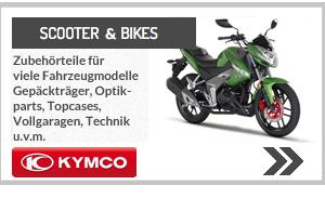 Banner-Kymco-Zubehör